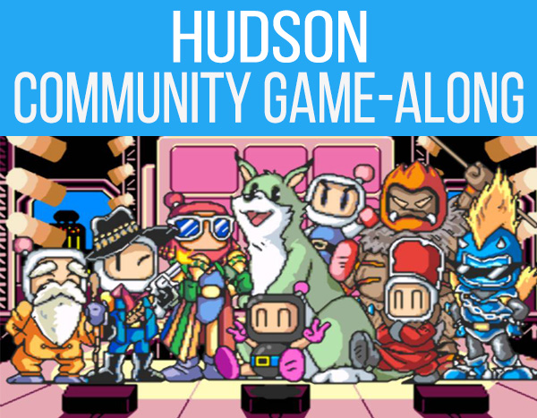 Hudson Community Game-Along