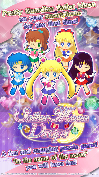 Sailor Moon Drops screenshot