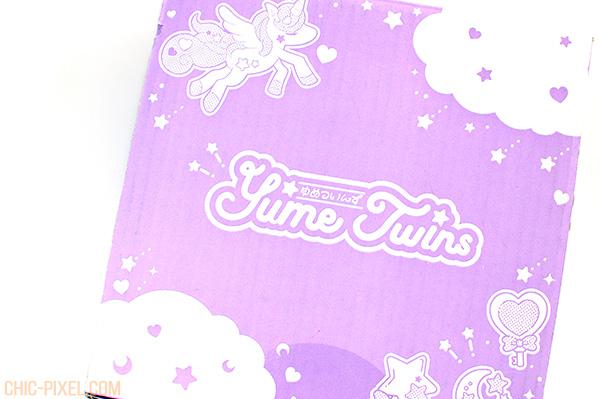 Yume Twins subscription box