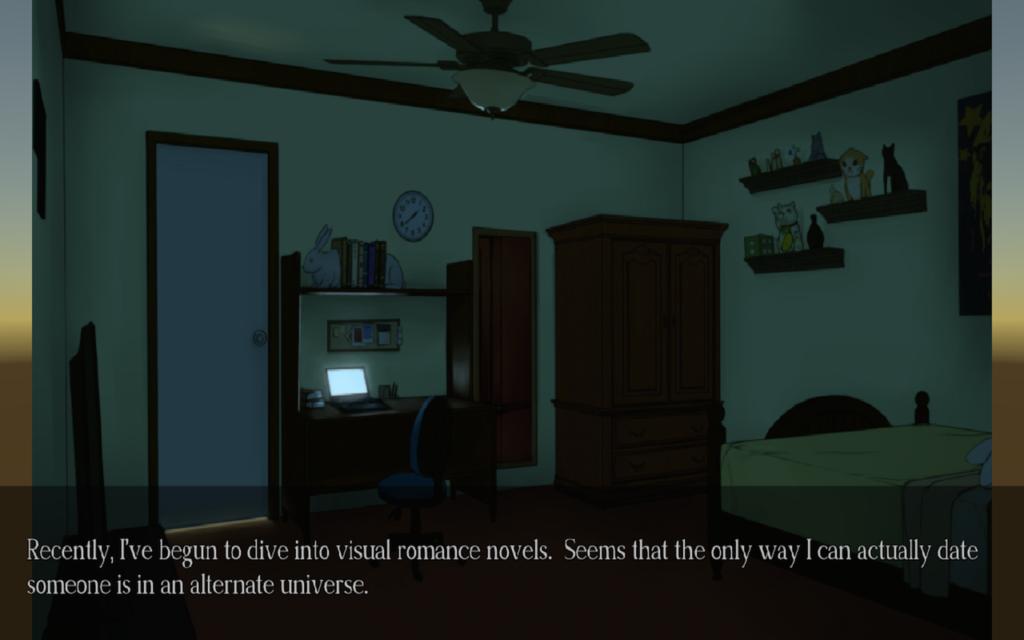 A Very Important Date demo screenshot