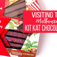 Kit Kat Chocolatory Melbourne