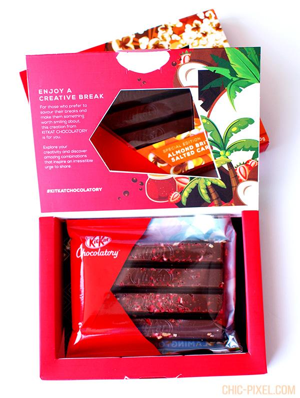 Kit Kat Chocolatory Melbourne special edition Australian Kit Kats