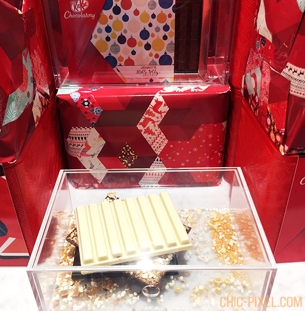 Kit Kat Chocolatory Melbourne display