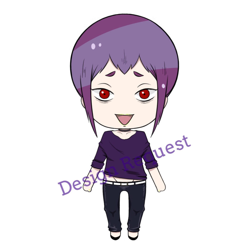 OD Fan Nendoroid Design