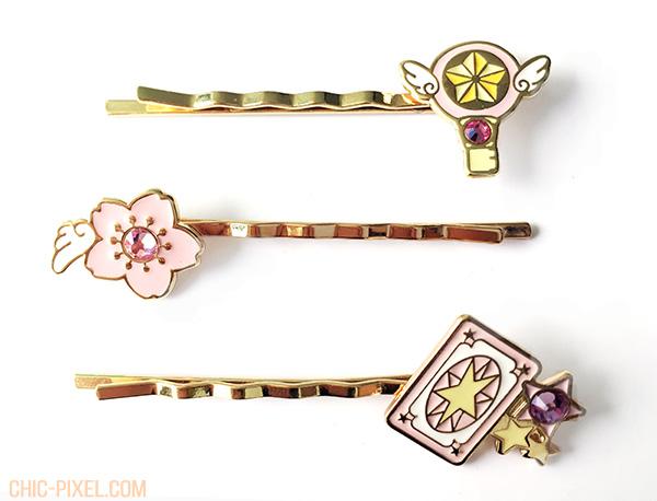 Cardcaptor Sakura bobby pins