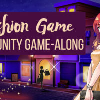 Fashion Game Community Game-Along