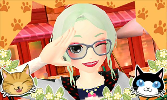 Style Savvy Fashion Forward cats screenshot