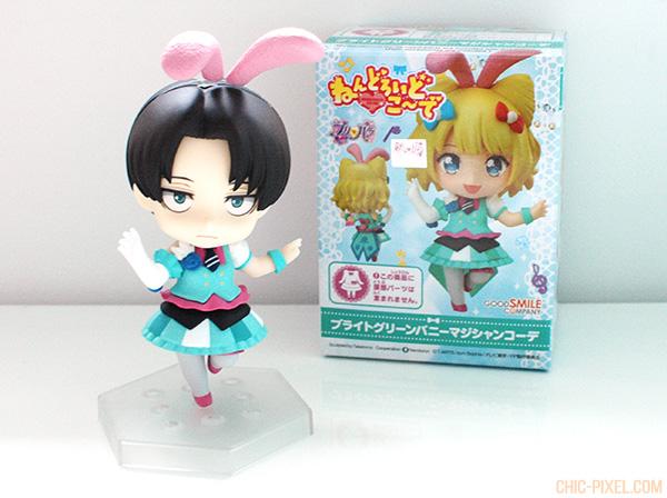 Nendoroid Bunny Magician Co-de