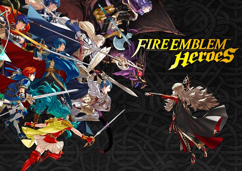 Fire Emblem Heroes characters