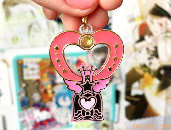 Sailor Moon gachapon Tokyo Gacha World