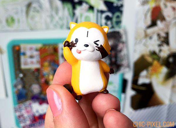Rascal dice gachapon Tokyo Gacha World