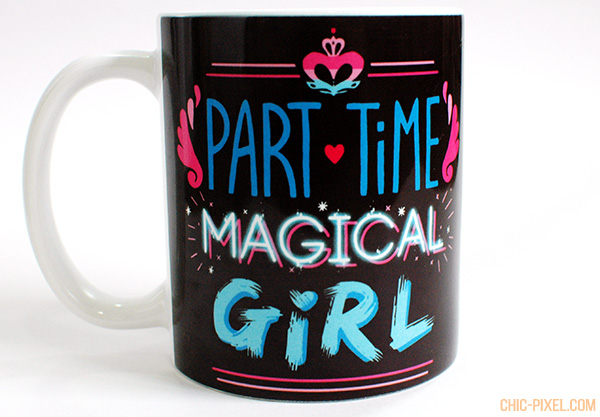 Part Time Magical Girl mug