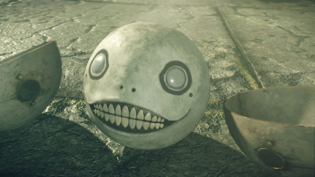 NieR: Automata review Chic Pixel Emil screenshot