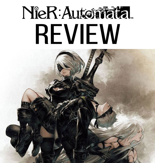 NieR: Automata review Chic Pixel
