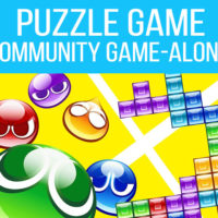 Puzzle Game Community Game-Along June 2017 Chic Pixel
