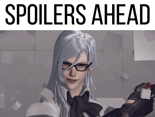NieR: Automata review Chic Pixel spoiler warning Adam