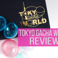 Tokyo Gacha World Subscription Box Review Chic Pixel