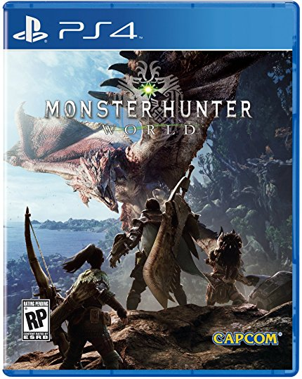 Monster Hunter World PS4 Preorder