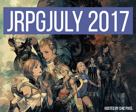 JRPGJuly Community Game-Along July 2017 Chic Pixel
