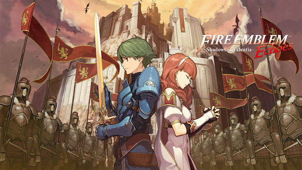 Fire Emblem Echoes illustration