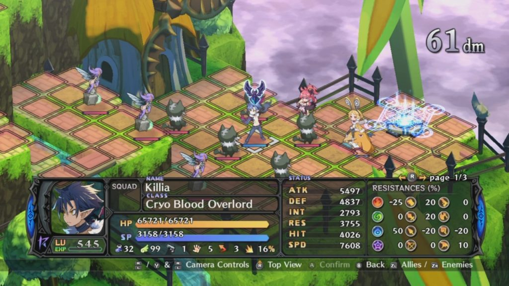 Disgaea 5 Complete Edition screenshot