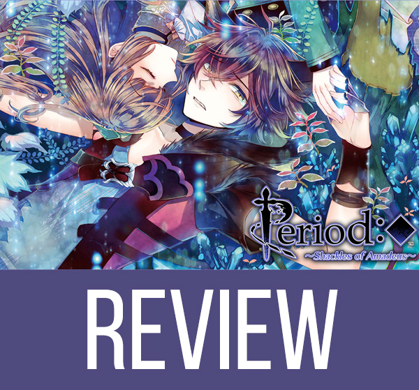 Period Cube Shackles of Amadeus Otome Game Review