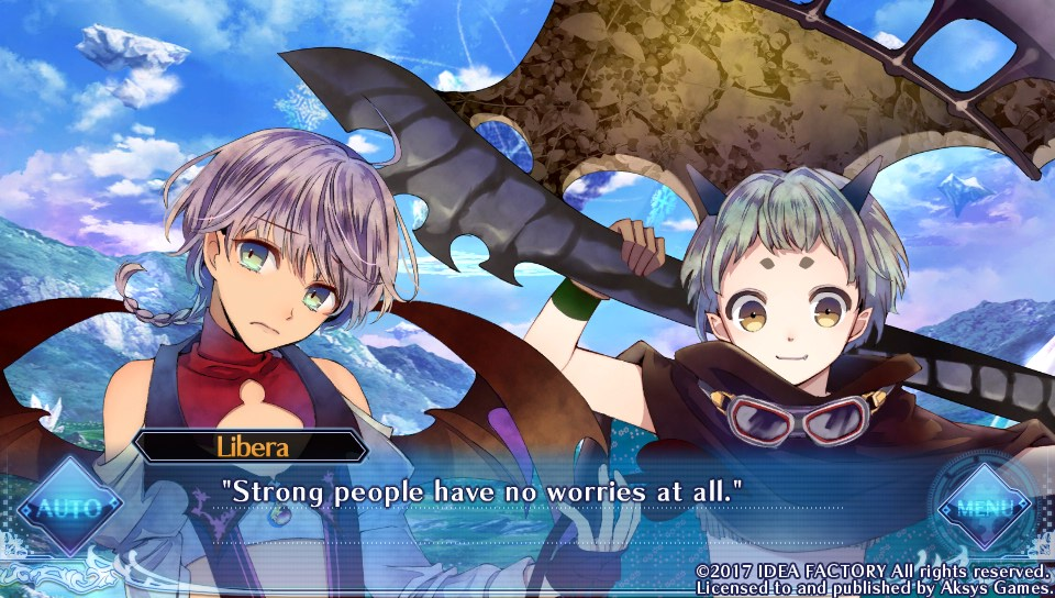Period: Cube Shackles of Amadeus English screenshot Libera Ira