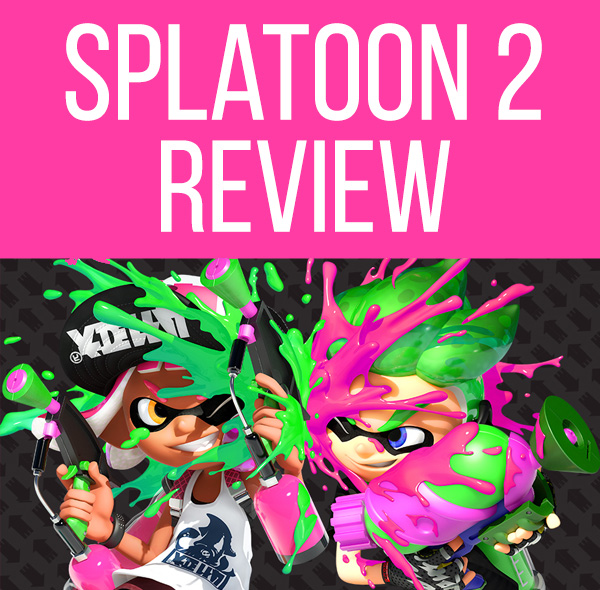 Splatoon 2 Review Chic Pixel