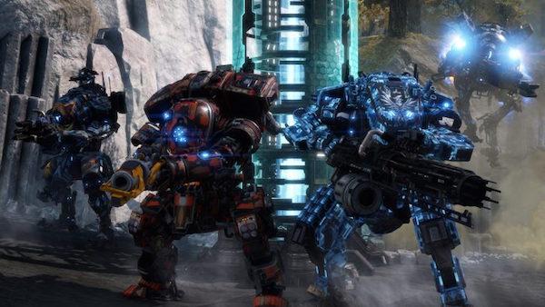 Titanfall 2 screenshot Chic Pixel mech games
