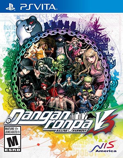Danganronpa V3 PS Vita Preorder