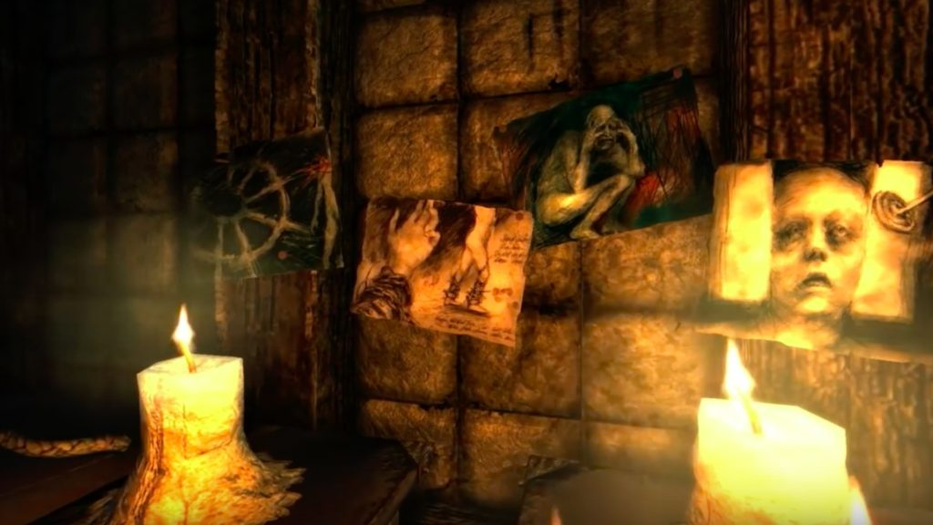 The Amnesia Collection PS4 screenshot