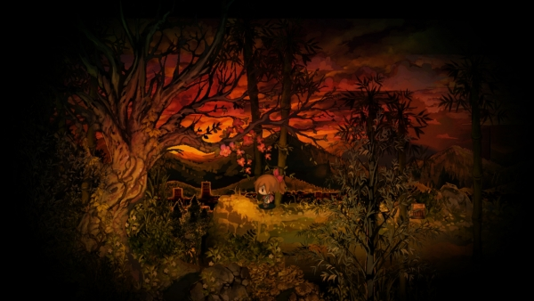 Yomawari Midnight Shadows screenshot
