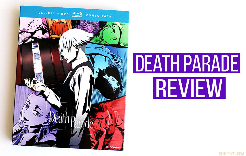 Death Parade Anime Review Chic Pixel