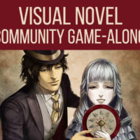 Visual Novel Community Game-Along Chic Pixel
