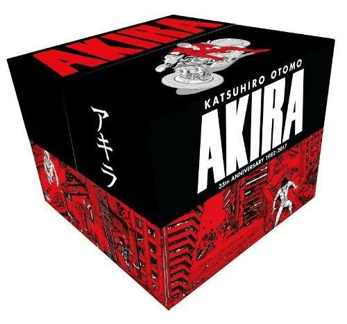 Akira 30th Anniversary Manga Box Set
