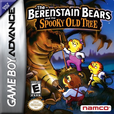 The Berenstain Bears and the Spooky Old Tree GBA