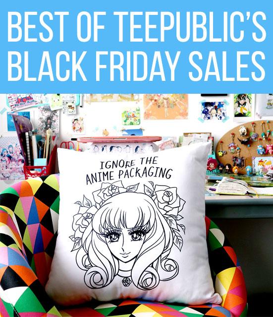 Best of TeePublic's Black Friday Sale
