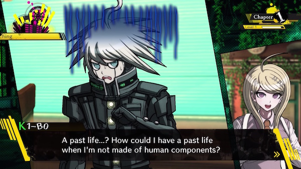 Danganronpa V3: Killing Harmony Keebo screenshot