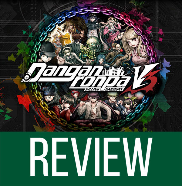 Danganronpa V3: Killing Harmony Review Chic Pixel