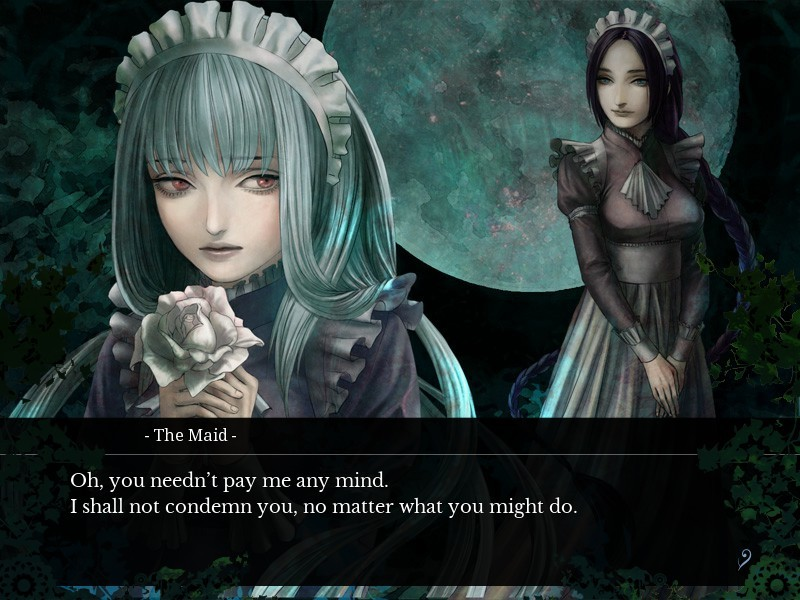 The House in Fata Morgana screenshot