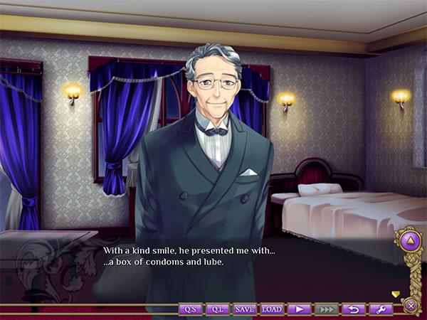 Hadaka Shitsuji screenshot