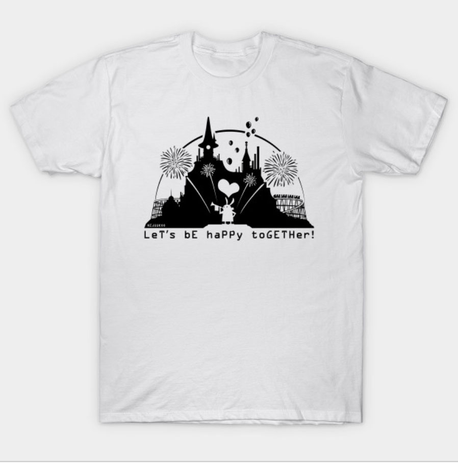 NieR - Happiest Place on Earth T-Shirt