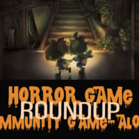 Horror Game Oct Roundup