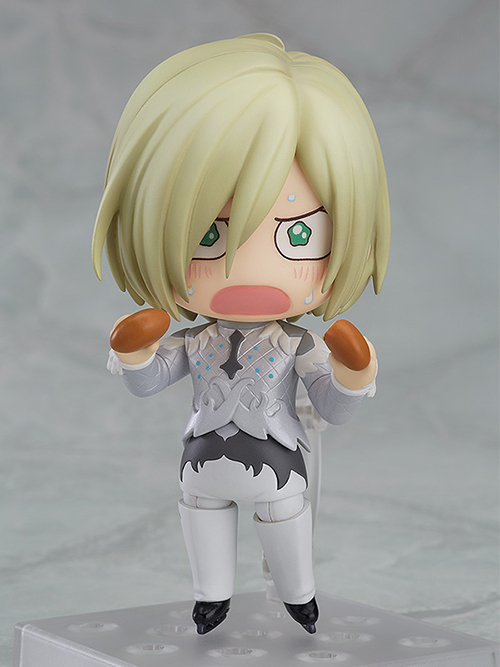 Yuri on Ice Plisetsky Nendoroid Preorder