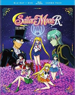 Sailor Moon R Movie English Blu-ray