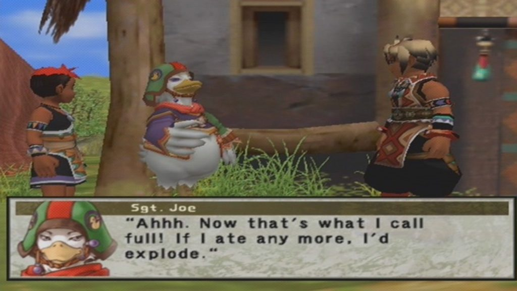Suikoden 3 screenshot
