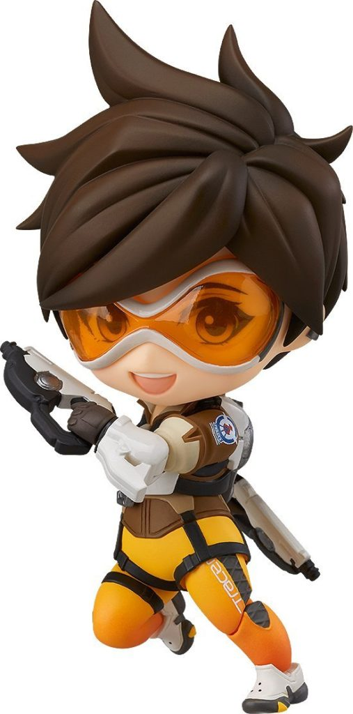 Tracer Overwatch Nendoroid