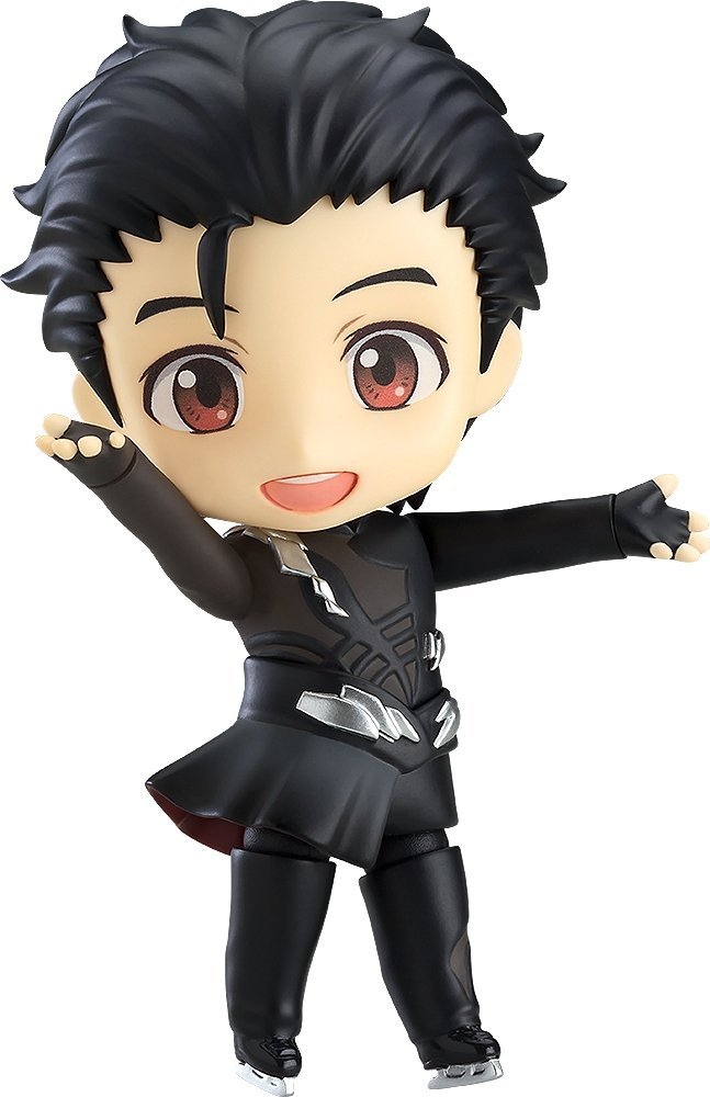 Yuri Katsuki Yuri on Ice Nendoroid Holiday Gift Guide