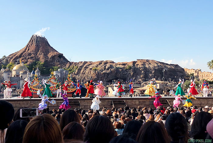 Visiting Tokyo DisneySea at Christmas Time A Perfect Christmas