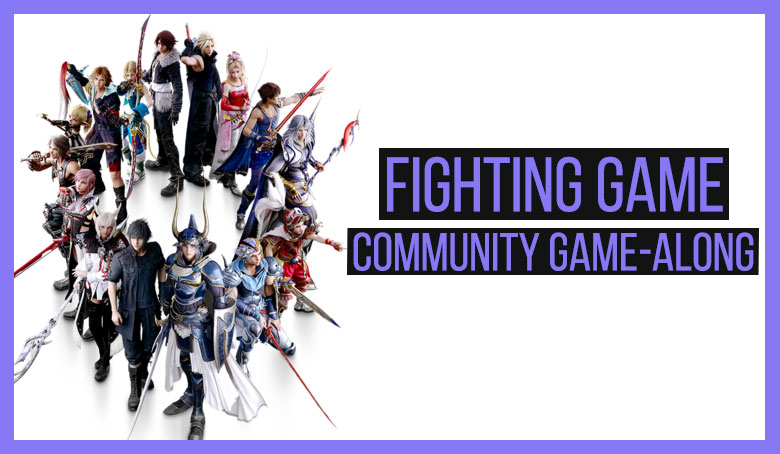 Fighting Game Community Game-Along January 2018